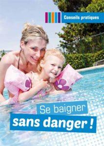 bochure baignade sans danger