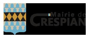 Mairie de Crespian Logo